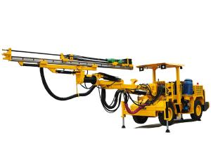 Hydraulic Drilling Jumbo for Tunneling CYTJ45 (HT81)