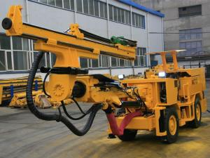 Hydraulic Drilling Jumbo for Tunneling CYTJ45B (HT83)